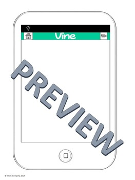 Do it for the Vine TEMPLATES for Twitter's Vine Video App