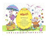 Do-it-yourself Calendario Español - abril, mayo, junio