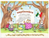 Do-it-yourself Calendario Español - julio, agosto, septiembre