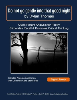"""""""Do not go gentle into that good night"""" by Dylan Thomas: Quick Picture Analysis"""