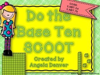 Do the Base Ten Scoot