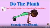 Do the Plank (Strength and Fitness song for children)
