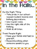 Do the Right Thing {School-wide Behavior Posters}