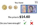 Do you have enough? $10