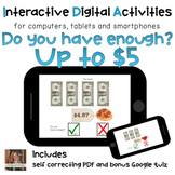 Do you have enough? Up to $5 ⋅ Digital PDF ⋅ Interactive A