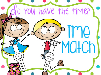Do you have the time? Hour and Half Hour