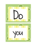 Do you have writer's eyes? Froggy Frog theme