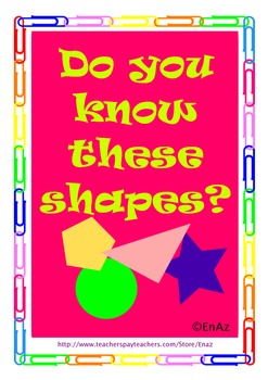Do you know these Shapes?
