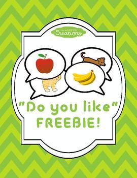 Do you like? FREEBIE