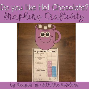 Do you like Hot Chocolate? Graphing Craftivity