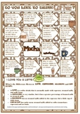 Do you like to drink coffee? - Speaking activity for EFL a
