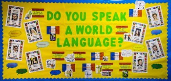 Do you speak a world language?