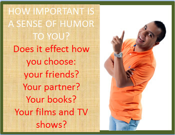 Do you think this is funny? -  ESL adults and children conversation classes