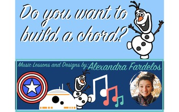 "Do you want to build a Chord? With ""Olaf"""