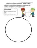 Do you want to build a snowman? Circumference and area of