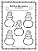 Do you want to build a snowman? Long/Short vowel work