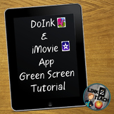 Green Screen Video Tutorials: Using DoInk/iMovie