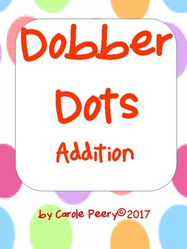 Dobber Dots Addition to 10