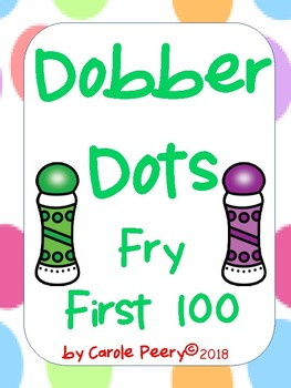 Dobber Dots Fry First 100
