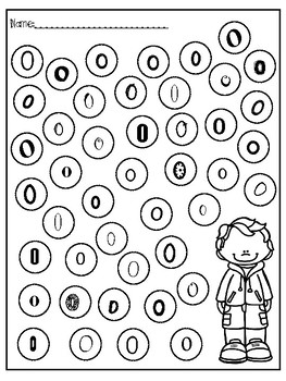 Dobber Dots Numbers 0-20