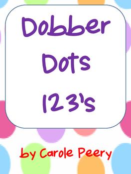 Dobber Dots 123's