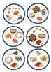Dobble o Spot it - Spanish and Catalan food / Comida Española y Catalana
