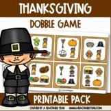 Dobble Game | Thanksgiving