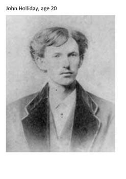 Doc Holliday Handout