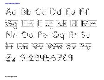 Doc McStuffins Alphabet Workbook