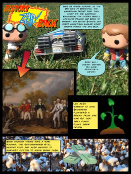 Doc and Marty TimePops: Antietam