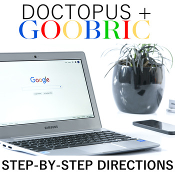 Doctopus Directions with Pictures for Easy Grading on Goog
