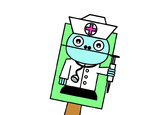 Doctor Bag Hand Puppet (Occupations)