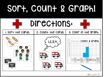 Doctor Count and Graph Math Center