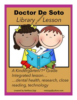 Doctor De Soto Library (or classroom) Lesson