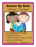 Doctor De Soto Library (or classroom) Lesson