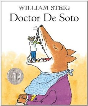 Doctor De Soto reading guide context clues (CC aligned)