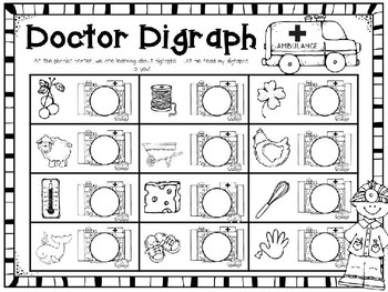 Doctor Digraph