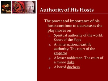 Doctor Faustus PowerPoint -- Act 4 (AP)