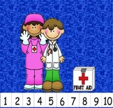 Doctor Health Care Centers Workstations Pre-K