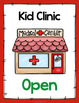 Doctor (Hospital/Clinic) Dramatic Play Center