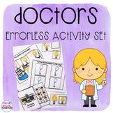 Doctor (Hospital) Errorless Activity Set