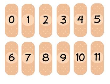 Doctor - Number Order Fix-Up FREEBIE