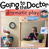 Doctors Office Dramatic Play Center / Hospital Pretend Pla