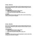 Doctor Office Spanish InfoGap