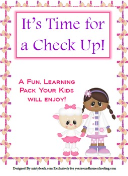Doctor Pretend Play Packet