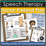 Doctor Dramatic Play Speech and Language Therapy