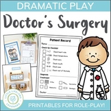 Doctor Dramatic Play Set