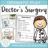 #AUSTEACHERBFR Doctor Dramatic Play Set
