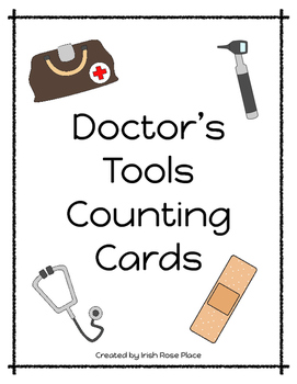 Doctor Tools Counting Cards