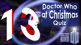 Doctor Who: Christmas Quizzes